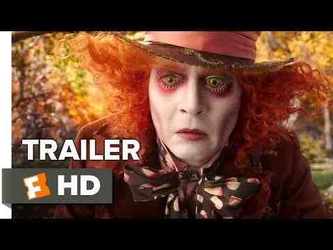 Alice Through the Looking Glass - trailer 1