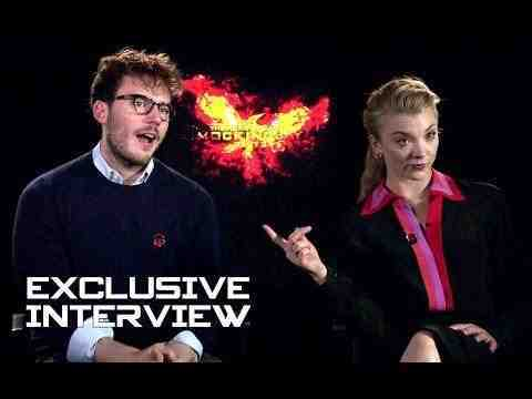 The Hunger Games: Mockingjay - Part 2 - Sam Claflin & Natalie Dormer Interview