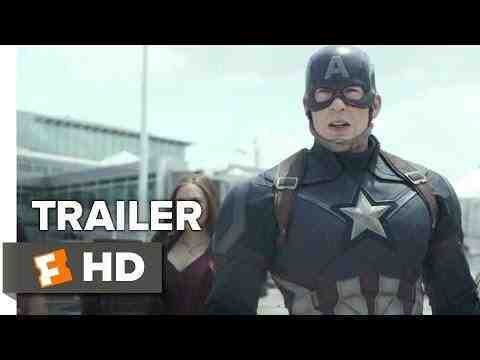 Captain America: Civil War - trailer 1