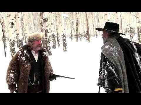 The Hateful Eight - B-Roll