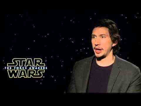 Star Wars: Episode VII - The Force Awakens - Adam Driver Interview