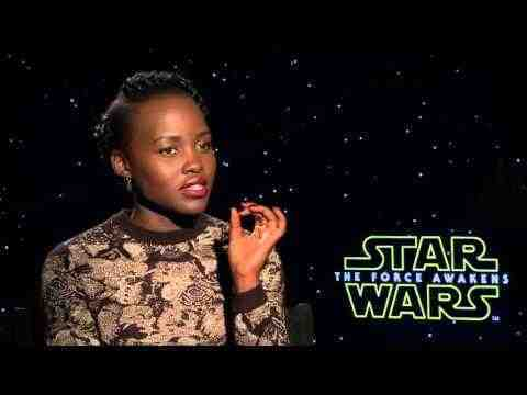 Star Wars: Episode VII - The Force Awakens - Lupita Nyongo Interview