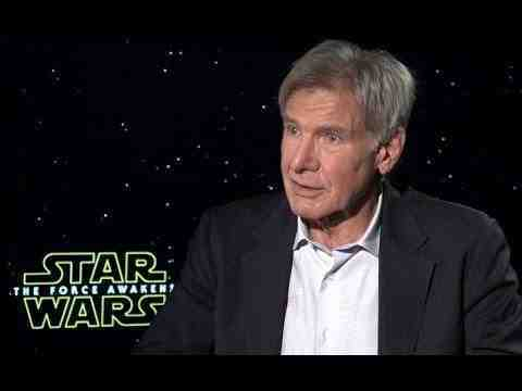 Star Wars: Episode VII - The Force Awakens - Harrison Ford Interview