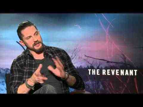 The Revenant - Tom Hardy Interview