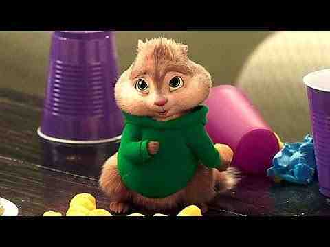 Alvin and the Chipmunks: The Road Chip - Clip
