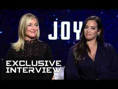 Joy - Elisabeth Rohm and Dascha Polanco Interview