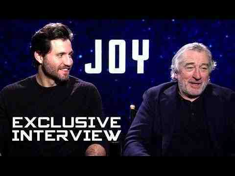 Joy - Robert De Niro and Edgar Ramirez Interview