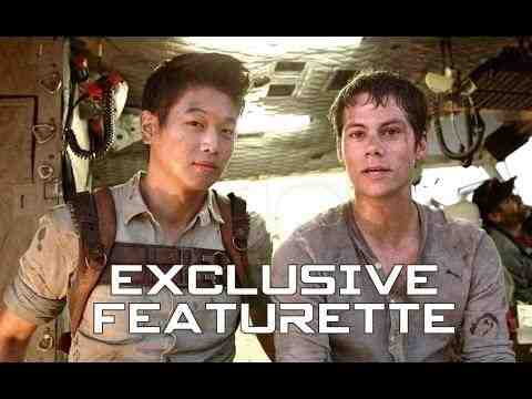 Maze Runner: The Scorch Trials - Behind The Scenes