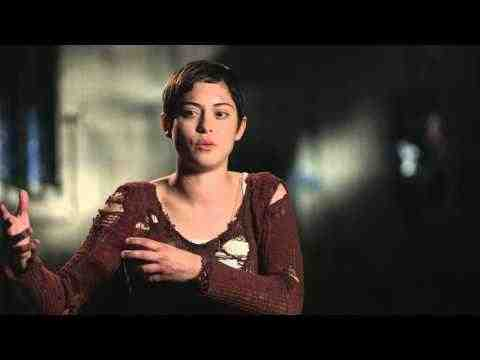 Maze Runner: The Scorch Trials - Rosa Salazar