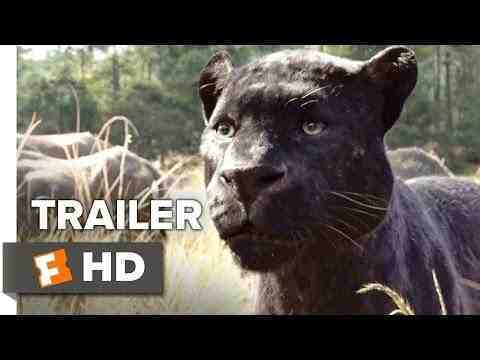 The Jungle Book - Teaser Trailer 1