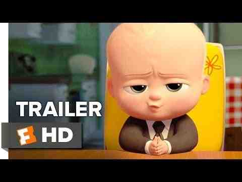 The Boss Baby - trailer 1