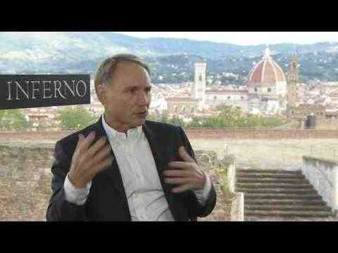 Inferno - Author Dan Brown Interview
