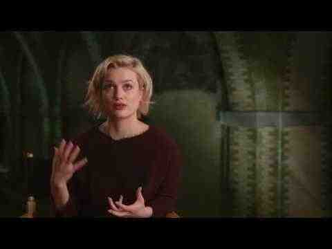 Fantastic Beasts and Where to Find Them - Alison Sudol Interview