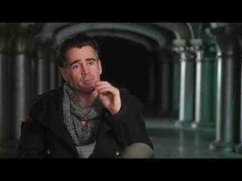 Fantastic Beasts and Where to Find Them - Colin Farrell Interview