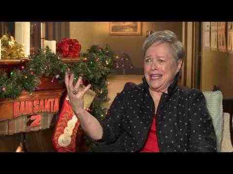Bad Santa 2 - Kathy Bates Interview