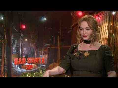 Bad Santa 2 - Christina Hendricks Interview