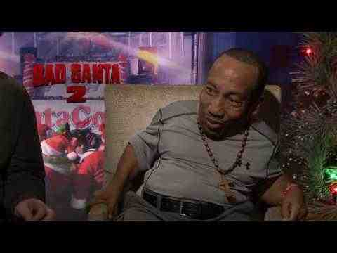 Bad Santa 2 - Brett Kelly & Tony Cox Interview