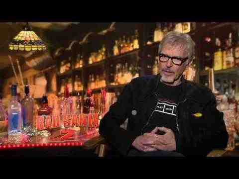 Bad Santa 2 - Billy Bob Thornton Interview