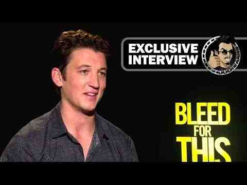 Bleed for This - Miles Teller Interview