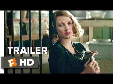 The Zookeeper's Wife - trailer 1