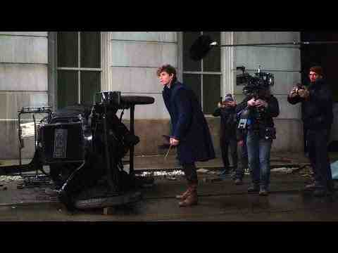 Fantastic Beasts and Where to Find Them - Behind the Scenes