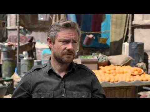 Whiskey Tango Foxtrot - Martin Freeman Interview