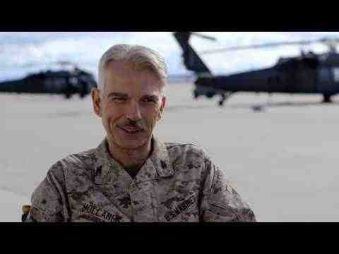 Whiskey Tango Foxtrot - Billy Bob Thornton Interview