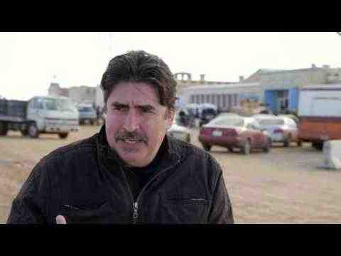 Whiskey Tango Foxtrot - Alfred Molina Interview