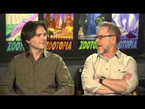 Zootopia - Directors Byron Howard & Rich Moore Interview