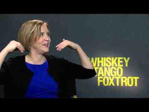 Whiskey Tango Foxtrot - Kim Barker Interview
