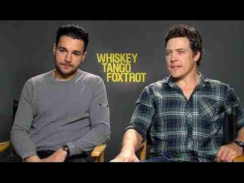 Whiskey Tango Foxtrot - Stephen Peacocke & Christopher Abbott Interview