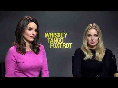 Whiskey Tango Foxtrot - Interviews