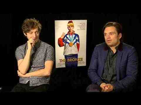 The Bronze - Thomas Middleditch & Sebastian Stan Interview