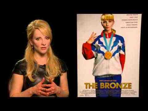 The Bronze - Melissa Rauch Interview