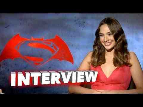 Batman v Superman: Dawn of Justice - Gal Gadot Interview