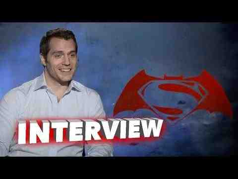Batman v Superman: Dawn of Justice - Henry Cavill Interview