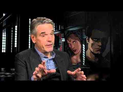 Batman v Superman: Dawn of Justice - Jeremy Irons