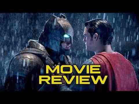 Batman v Superman: Dawn of Justice - Movie Review