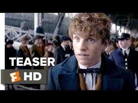Fantastic Beasts and Where to Find Them - trailer 2