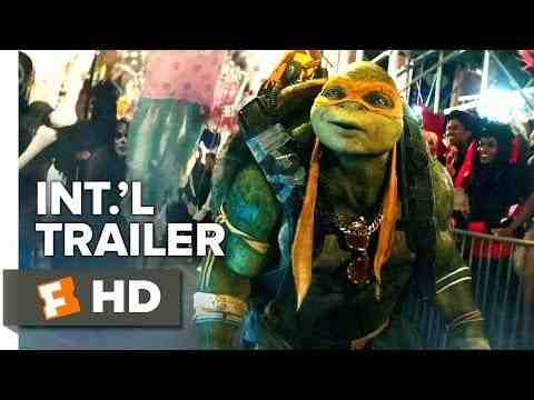 Teenage Mutant Ninja Turtles: Out of the Shadows - trailer 2
