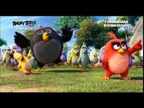 Angry Birds film - TV Spot 1