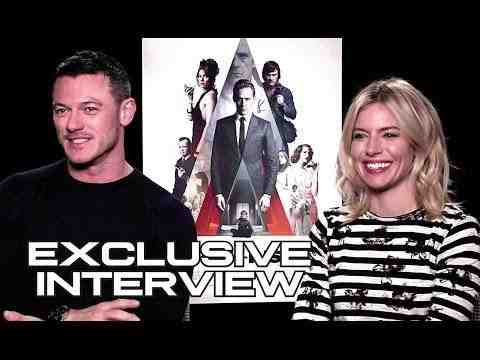 High-Rise - Luke Evans & Sienna Miller Interview
