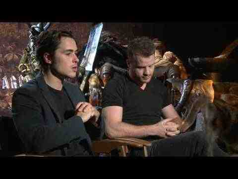 Warcraft - Robert Kazinsky & Ben Schnetzer Interview