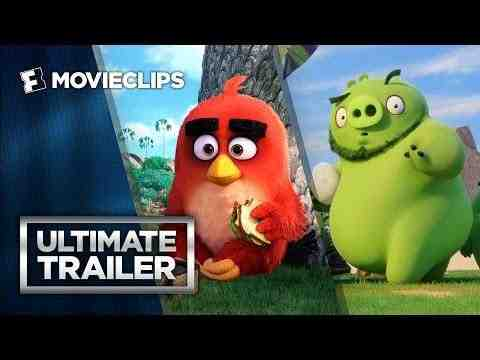 The Angry Birds Movie - trailer 5
