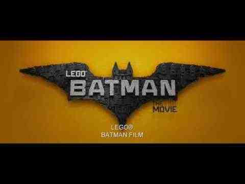 LEGO Batman film - napovednik 1