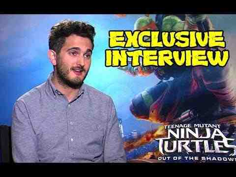 Teenage Mutant Ninja Turtles: Out of the Shadows - Director Dave Green Interview