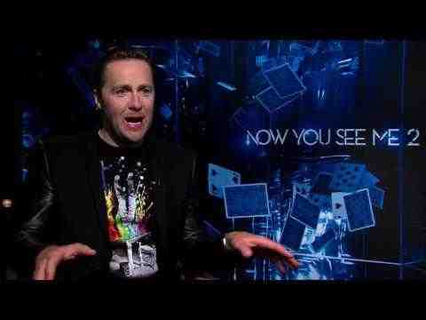 Now You See Me 2 - Director Keith Barry Interview