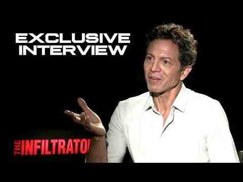 The Infiltrator - Benjamin Bratt Interview