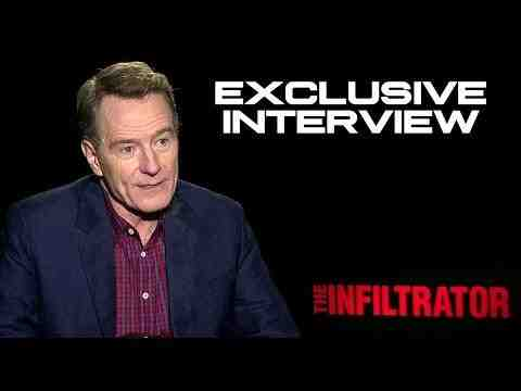 The Infiltrator - Bryan Cranston Interview