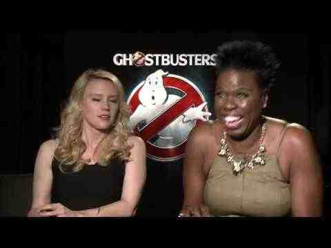 Ghostbusters - Leslie Jones
